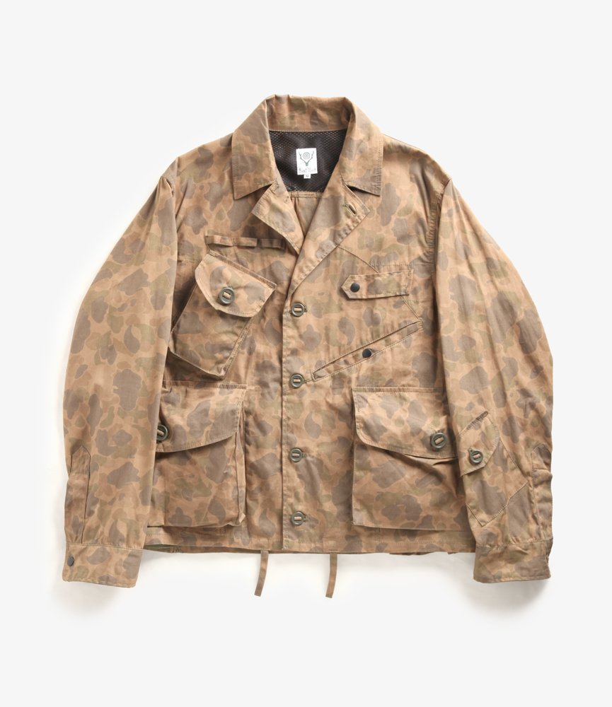 Tenkara Shirt - Hunter Camo