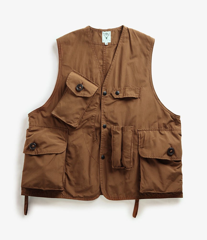 Tenkara Vest - Wax Coating
