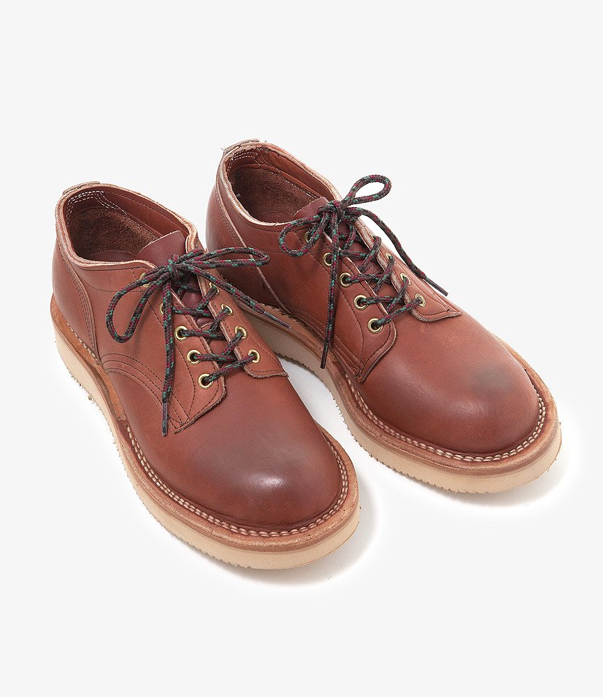 HATHORN Work Boot Oxford - Smooth