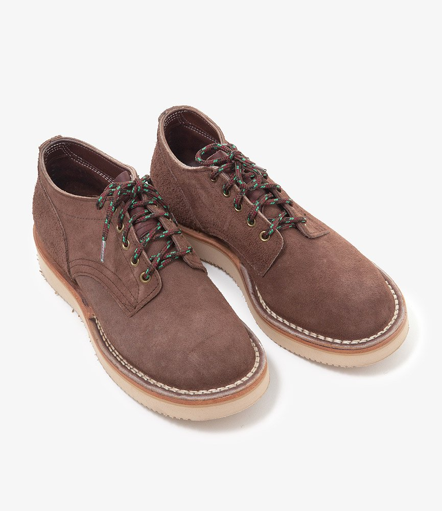 HATHORN Work Boot Oxford - Rough Out