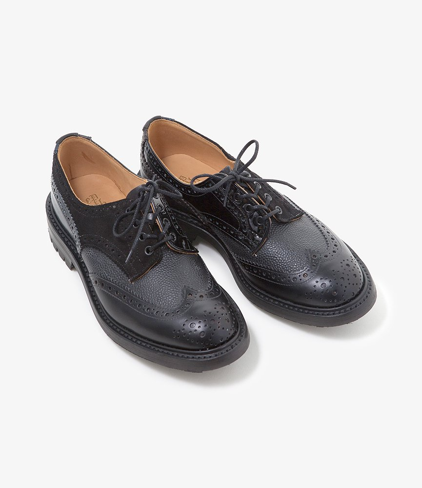 Multi-Tone Brogue