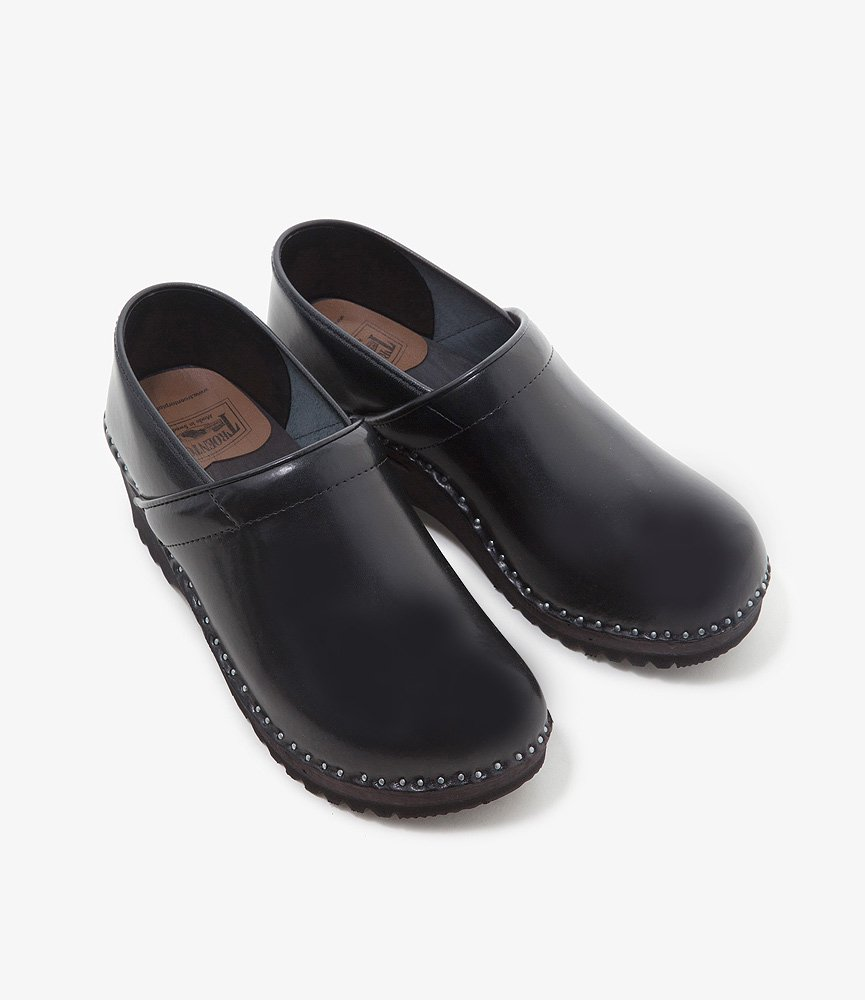 Troentorp Swedish Clog - Closed Back