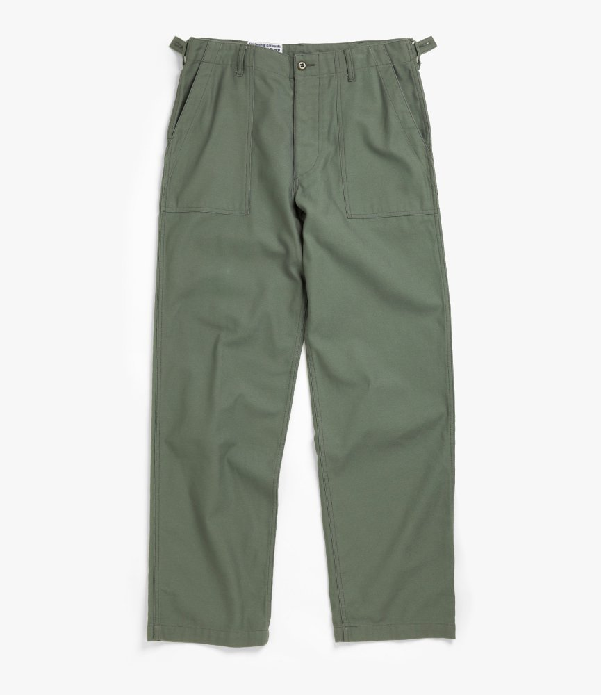 Fatigue Pant - Reversed Sateen / Raw
