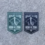 <img class='new_mark_img1' src='//img.shop-pro.jp/img/new/icons1.gif' style='border:none;display:inline;margin:0px;padding:0px;width:auto;' />【SWIMBAIT UNDERGROUND 】 THREE AUGHT CLUB STICKERS