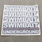 "<img class='new_mark_img1' src='//img.shop-pro.jp/img/new/icons1.gif' style='border:none;display:inline;margin:0px;padding:0px;width:auto;' />【SWIMBAIT UNDERGROUND】 </br> ""Lock up"" LOGO DECAL</br>"