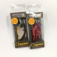 """<img class='new_mark_img1' src='https://img.shop-pro.jp/img/new/icons20.gif' style='border:none;display:inline;margin:0px;padding:0px;width:auto;' />NISHINE LURE WORKS <br>""""Chippewa RB"""" silent<br>"""