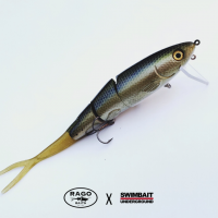 <img class='new_mark_img1' src='//img.shop-pro.jp/img/new/icons5.gif' style='border:none;display:inline;margin:0px;padding:0px;width:auto;' />SWIMBAIT UNDERGROUND </br> SU × Rago Baits D3