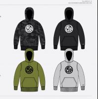"<img class='new_mark_img1' src='//img.shop-pro.jp/img/new/icons5.gif' style='border:none;display:inline;margin:0px;padding:0px;width:auto;' />【SWIMBAIT UNDERGROUND】  ""SU"" LOGO Hoodie"