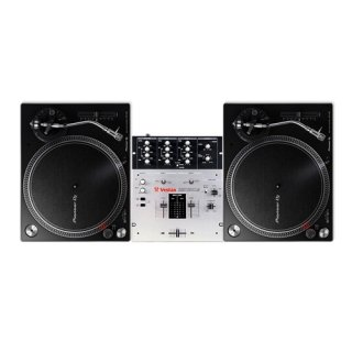 <img class='new_mark_img1' src='https://img.shop-pro.jp/img/new/icons14.gif' style='border:none;display:inline;margin:0px;padding:0px;width:auto;' />Pioneer PLX-500 Black & Vestax PMC-05Pro3 限定コラボDJセット