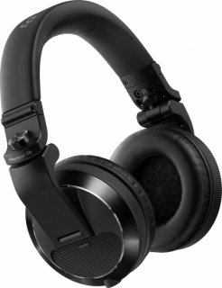 Pioneer-DJ / プロフェッショナルDJヘッドフォン/HDJ-X7(ブラック色)高音質&高耐久性