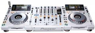 Pioneer DJ / Limited CDJ ホワイトSet / CDJ2000W&DJM900NXSW