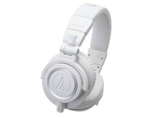 DJ/制作向けaudio-technica/ATH-M50xwホワイト