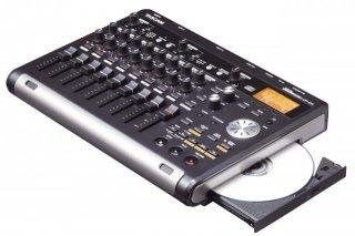 ミックスCD制作にTASCAM / DP-03マルチトラックCDレコーダー