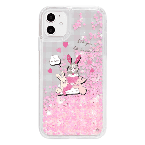BUNNY&GIRL<br>〈ハートグリッターPK〉<img class='new_mark_img2' src='https://img.shop-pro.jp/img/new/icons34.gif' style='border:none;display:inline;margin:0px;padding:0px;width:auto;' />