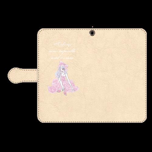 ENNUI GIRL<br>〈手帳型〉