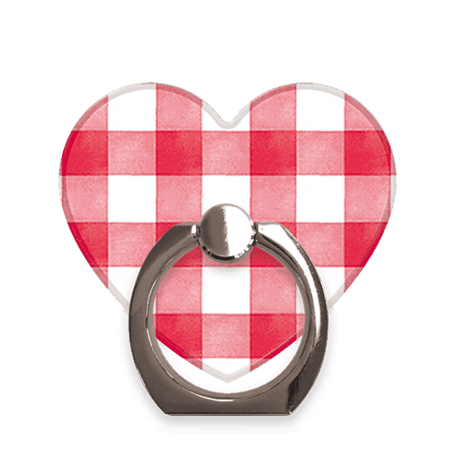 RED GINGHAM<br>〈ハートリング〉