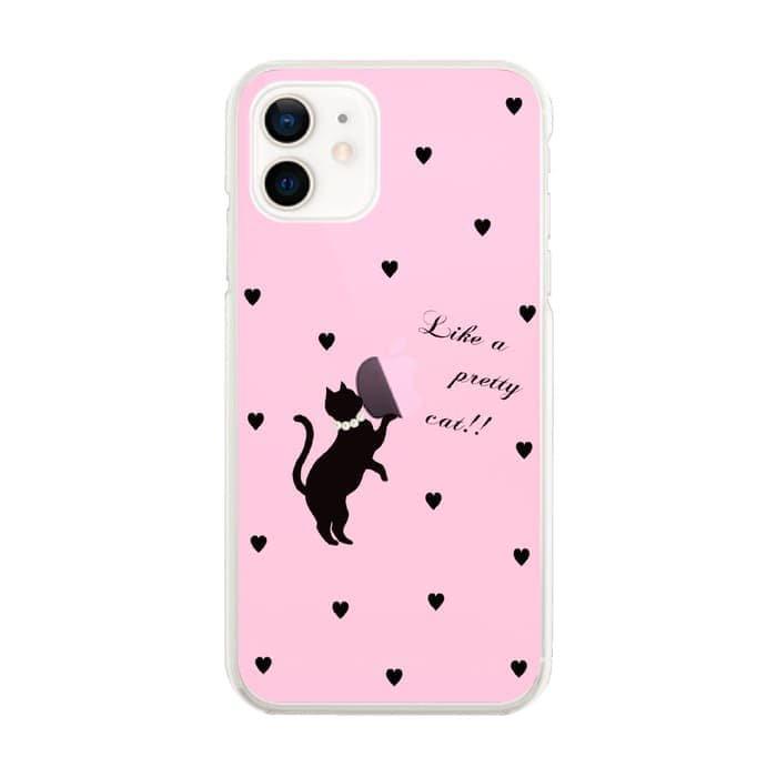 PRETTY CAT<br>〈クリア〉<br>iPhone13対応