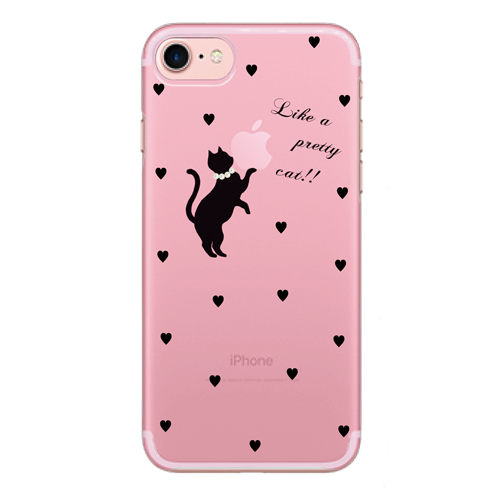 PRETTY CAT<br>〈クリア〉<img class='new_mark_img2' src='https://img.shop-pro.jp/img/new/icons34.gif' style='border:none;display:inline;margin:0px;padding:0px;width:auto;' />