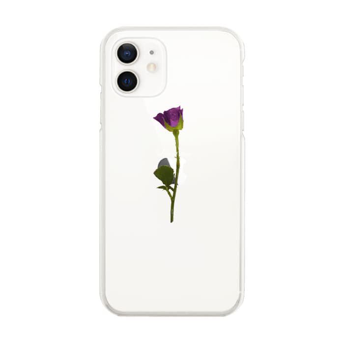 WATER PURPLE ROSE<br>〈クリア〉<br>iPhone13対応
