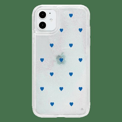 SWEET BLUE HEART<br>〈サンドグリッターWH〉