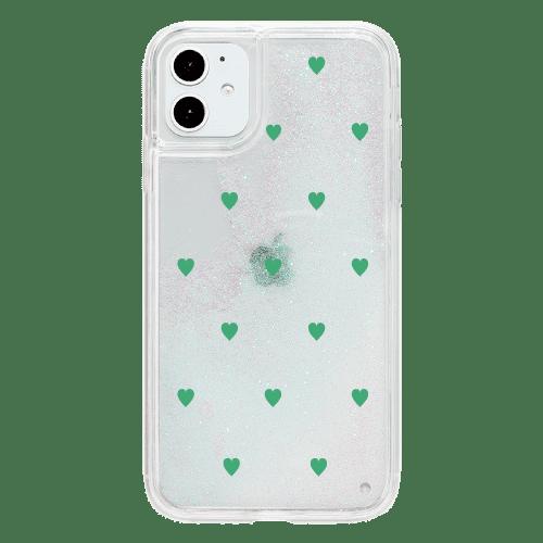 SWEET GREEN HEART<br>〈サンドグリッターWH〉