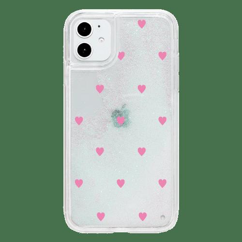 SWEET PINK HEART<br>〈サンドグリッターWT〉