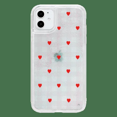 SWEET RED HEART<br>〈サンドグリッターWT〉