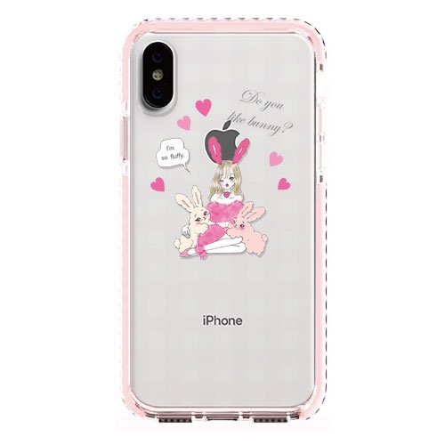 BUNNY&GIRL<br>〈バンパーPK〉<img class='new_mark_img2' src='https://img.shop-pro.jp/img/new/icons5.gif' style='border:none;display:inline;margin:0px;padding:0px;width:auto;' />