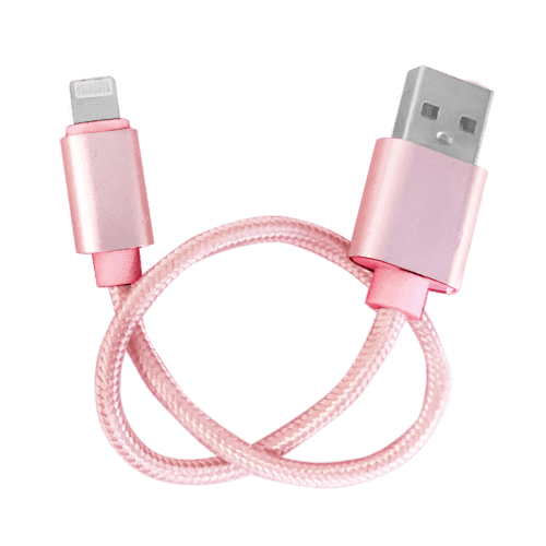 PINK LIGHTNING CABLE<br>〈ケーブル〉
