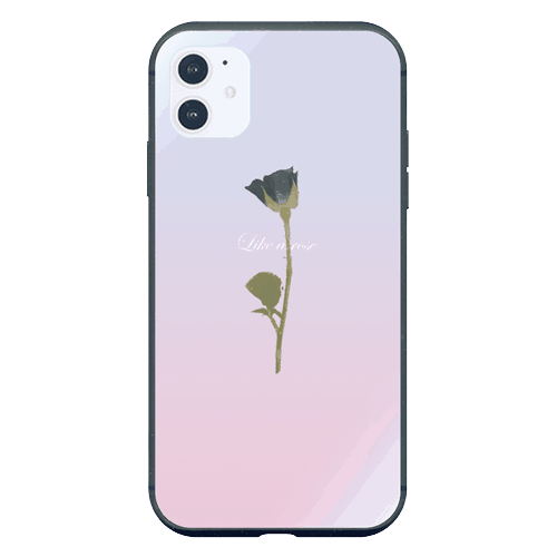 WATER BLACK ROSE<br>〈ガラスBK〉<img class='new_mark_img2' src='https://img.shop-pro.jp/img/new/icons5.gif' style='border:none;display:inline;margin:0px;padding:0px;width:auto;' />