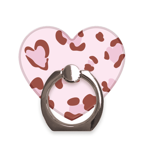 HEART LEOPARD<br>PINK<br>〈ハートSL〉