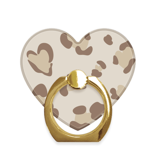 HEART LEOPARD<br>GREGE<br>〈ハートGL〉