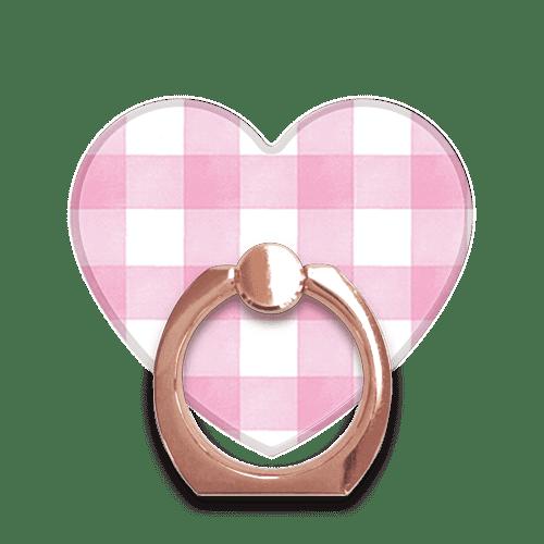 PINK GINGHAM<br>〈ハートRG〉