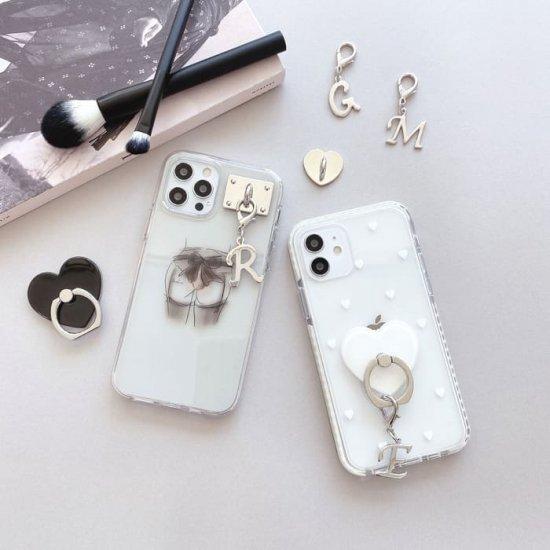 iPhone11ケース・カバー透明クリア