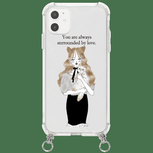 NEW CAT LADY<br>〈ストラップ〉