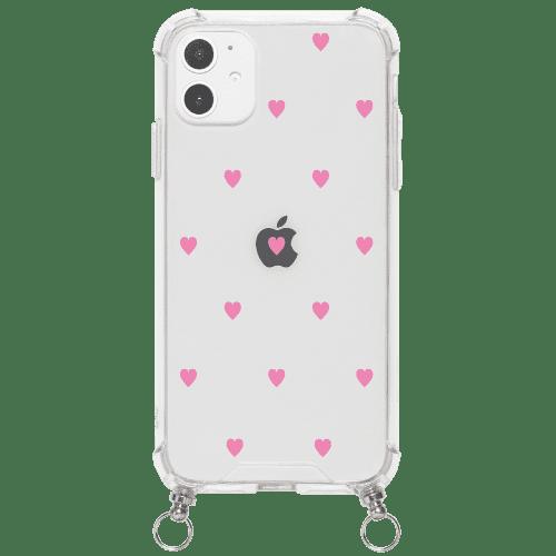 SWEET PINK HEART<br>〈ストラップ〉