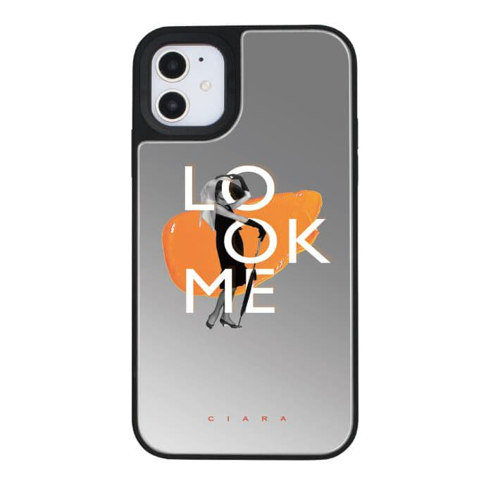 LOOK ME<br>〈ミラーバンパーSL〉<img class='new_mark_img2' src='https://img.shop-pro.jp/img/new/icons5.gif' style='border:none;display:inline;margin:0px;padding:0px;width:auto;' />