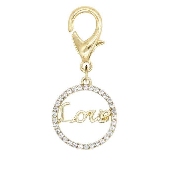 BIJOUX CIRCLE LOVE<br>〈マルチチャーム〉