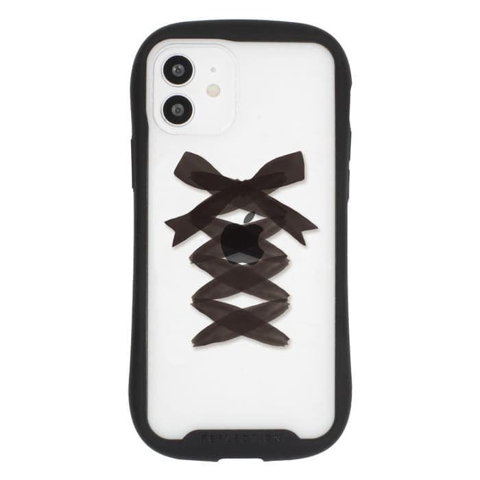 LACE UP BLACK RIBBON<br>〈リフレクション〉<img class='new_mark_img2' src='https://img.shop-pro.jp/img/new/icons5.gif' style='border:none;display:inline;margin:0px;padding:0px;width:auto;' />