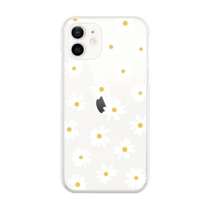 スマホケース<br>DAISY<br>iPhone13対応<br>〈クリア〉