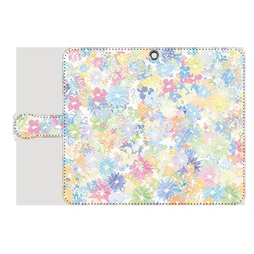 SWEET FLOWER<br>〈手帳型〉