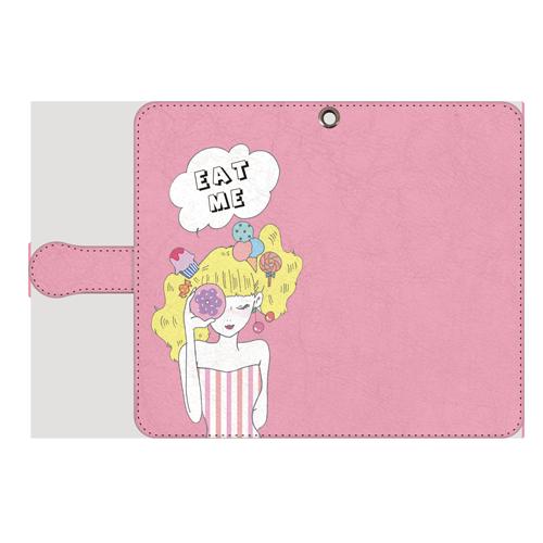 EAT ME<br>〈手帳型〉