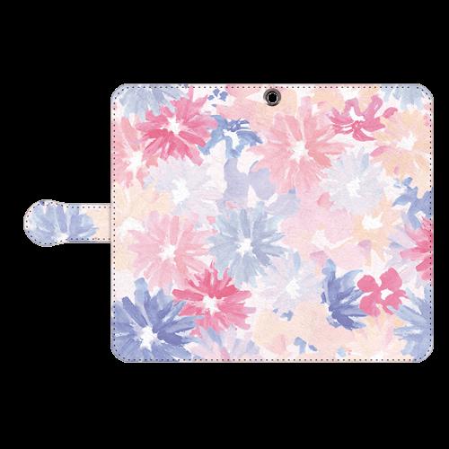 LOVELY FLOWER<br>〈手帳型〉
