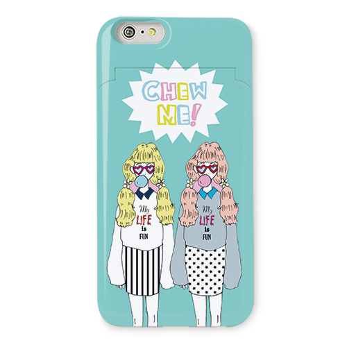 CHEW ME<br>〈ミラー型〉<img class='new_mark_img2' src='https://img.shop-pro.jp/img/new/icons34.gif' style='border:none;display:inline;margin:0px;padding:0px;width:auto;' />