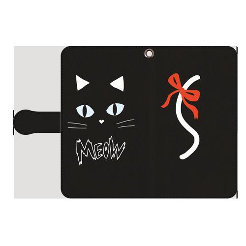 BLACK CAT<br>〈手帳型〉