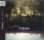 NIGHTMARE「Awakening.」 (マキシCD) ※C type ※状態・A