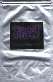 MORRIGAN「NecroΩorceN」 (会場限定CD) ※トレカ付 ※状態・A