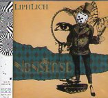 LIPHLICH「GRATEFUL NONSENSE」 (CD&DVD) ※Type B 状態・A