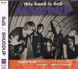 SuG「SHUDDUP」 (CD&DVD) ※LIMITED EDITION ※状態・A
