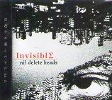 nil delete heads「InvisiblΣ」 (CD) ※状態・A